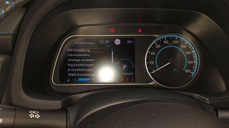 Электромобиль Nissan Leaf E+ 62kwh 2020 под заказ из Германии