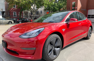 tesla-model-3-long-range-usa-red-color-45000-usd-bye-russia-moscow-001